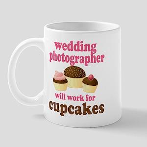 Funny Wedding Photographer Mug
