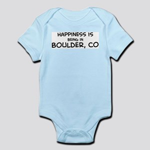 Happiness is Boulder Infant Creeper