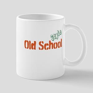 Old School Style Mug