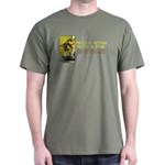 Never Argue With a Fool Dark T-Shirt