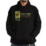 Never Argue With a Fool Hoodie (dark)