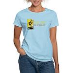 Never Argue With a Fool Women's Light T-Shirt
