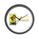 Never Argue With a Fool Wall Clock