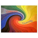 Celebrate diversity Posters