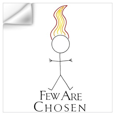 Few Are Chosen Wall Decal