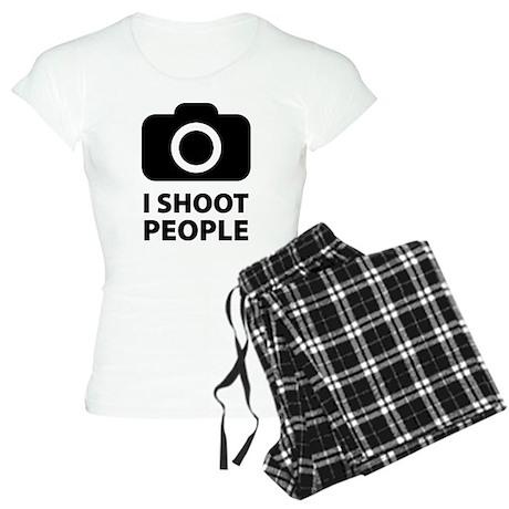 I Shoot People Women's Light Pajamas