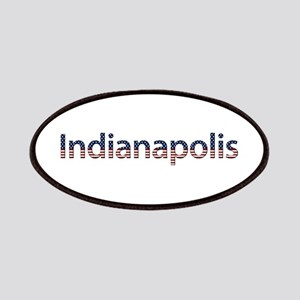 Indianapolis Stars and Stripes Patch