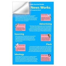 How The News Works Wall Decal