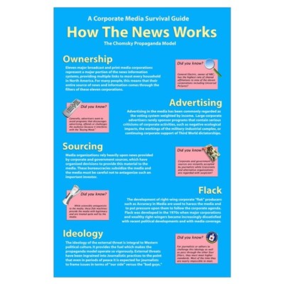 How The News Works Poster