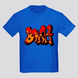 BMX Kids Dark T-Shirt