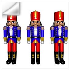 Nutcracker Suite Wall Decal