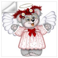 LITTLE ANGEL 3 Wall Decal
