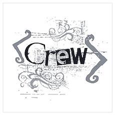 Grunge Crew Poster