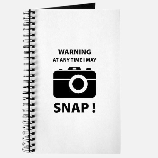 I May Snap Journal
