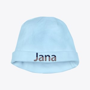 Jana Stars and Stripes baby hat