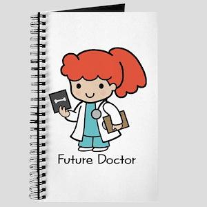 Future Doctor - girl Journal