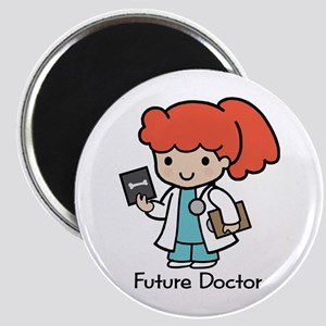 Future Doctor - girl Magnet