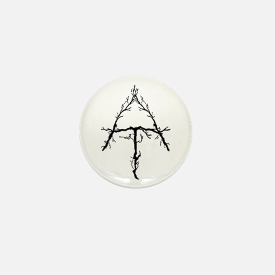 Appalachian Trail Twigs Mini Button