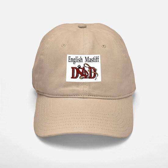 English Mastiff Baseball Baseball Cap