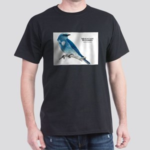 Mountain Bluebird Dark T-Shirt
