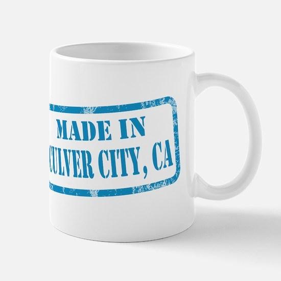 MADE IIN CULVER CITY, CA Mug