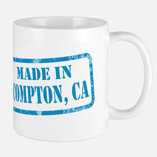 MADE IN COMPTON, CA Mug