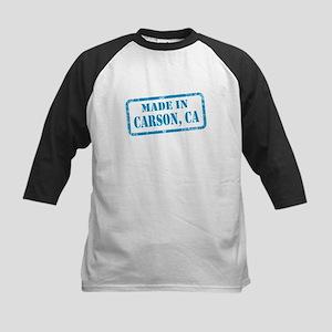 MADE IN CARSON, CA Kids Baseball Jersey