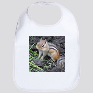 Cheeky Chipmunk Bib