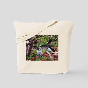Boobie Dance Tote Bag