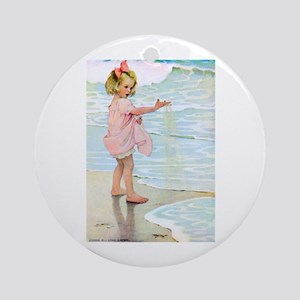 Seashore Ornament (Round)