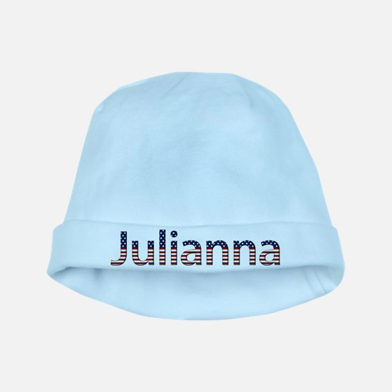 Julianna Stars and Stripes baby hat