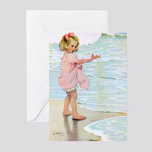 Seashore Greeting Cards (Pk of 10)