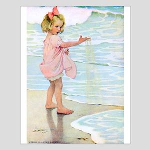 Seashore Small Poster