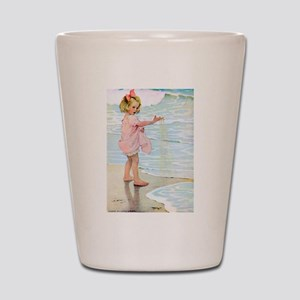 Seashore Shot Glass