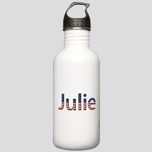 Julie Stars and Stripes Stainless Water Bottle 1.0