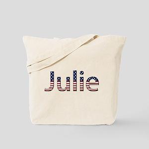 Julie Stars and Stripes Tote Bag