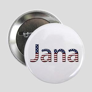 Jana Stars and Stripes Button