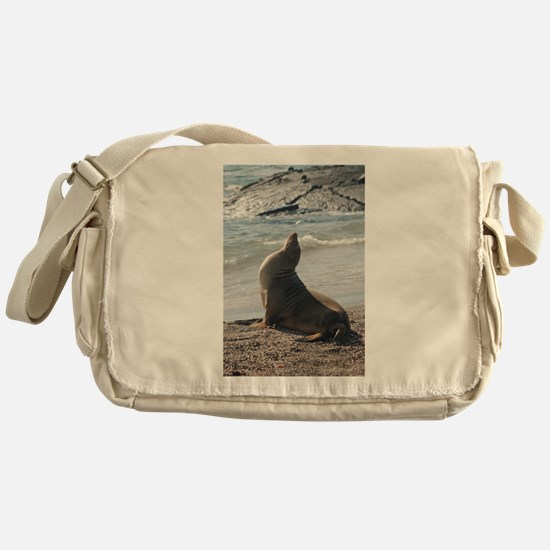 Sea Lion 2 Messenger Bag