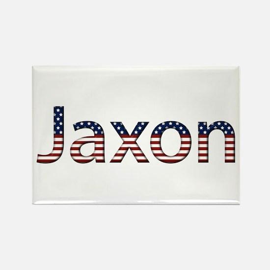 Jaxon Stars and Stripes Rectangle Magnet