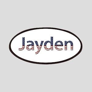 Jayden Stars and Stripes Patch