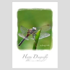 Happy Dragonfly-