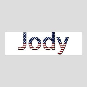 Jody Stars and Stripes 42x14 Wall Peel