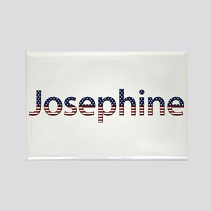 Josephine Stars and Stripes Rectangle Magnet