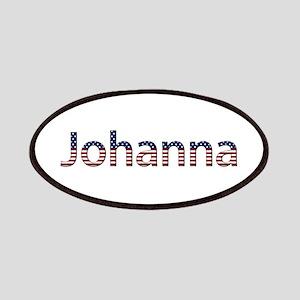 Johanna Stars and Stripes Patch