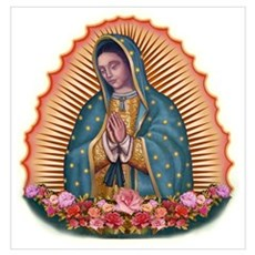 Lady of Guadalupe T2 Poster