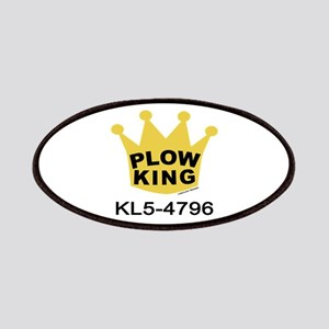 Plow King Patches