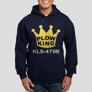 Plow King Hoodie (dark)