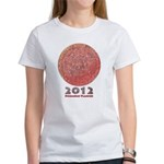 2012 Doomsday Planner Women's T-Shirt
