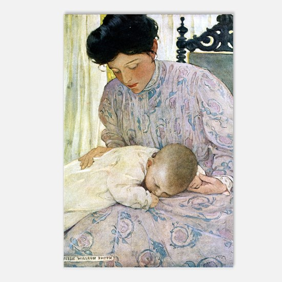 Mother and Child Postcards (Package of 8)