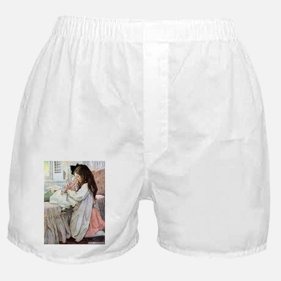 My Doll Baby Boxer Shorts